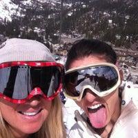 Photo taken at Squaw Valley Ski Resort by Vanessa R. on 4/9/2012