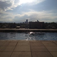 Photo taken at Mile High Pool by Just J. on 4/29/2012