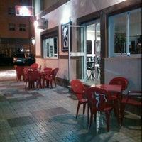 Photo taken at Bar La bellota by Juan Diego G. on 2/26/2012