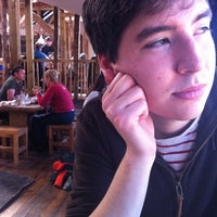 Photo taken at Jimmy's Farm Restaurant by Faye C. on 3/11/2012