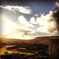 Photo taken at Hyatt Place Waikiki Beach by angelita f. on 9/3/2012