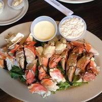 Photo taken at Bob Chinn's Crab House by Grace L. on 5/13/2012