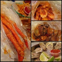 Photo taken at The Boiling Crab by John K. on 7/5/2012