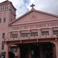 Photo taken at Don Bosco Parish by Danni F. on 4/6/2012