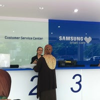 Photo taken at Samsung Malaysia Electronics (Sabah Sales Branch) by Diana D. on 7/31/2012