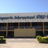 Photo taken at Viru Viru International Airport (VVI) by Rodrigo on 7/31/2012