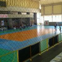 Photo taken at SESI - Serviço Social da Indústria by Robson D. on 5/1/2012