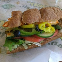 Photo taken at SUBWAY by Jessica w/ E. on 6/9/2012