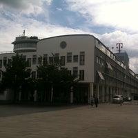 Photo taken at Deutsche Telekom Campus by Irina T. on 7/31/2012