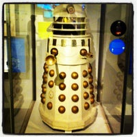 Photo taken at Science Fiction and Horror Gallery and Hall of Fame by Chris C. on 6/30/2012