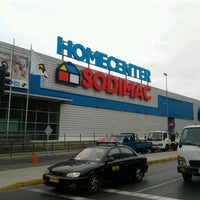 Photo taken at Homecenter Sodimac by Ricardo A. on 6/19/2012