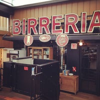 Photo taken at Birreria at Eataly by Fabio M. on 6/12/2012