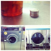 Photo taken at Spin Cycle Coin Laundry by Joe T. on 4/9/2012
