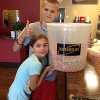 Photo taken at Heavenly Gourmet Popcorn by Dawn S. on 7/10/2012