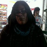 Photo taken at Tortas Puebla by Vanessa M. on 3/22/2012