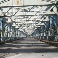 Photo taken at Falls Bridge by Thurston-Perry M. on 8/31/2012