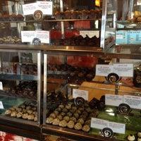 Photo taken at Modern Dwellers Chocolate Lounge by Diane P. on 4/26/2012