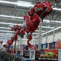 Photo taken at Walmart Supercenter by Natasha H. on 2/2/2012