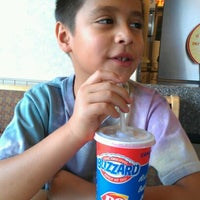 Photo taken at Dairy Queen by Erika T. on 7/10/2012
