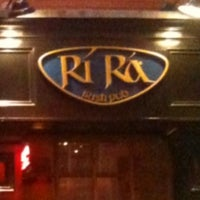Photo taken at Rí Rá Irish Pub by Theresa B. on 6/10/2012