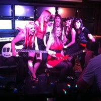 Photo taken at Le Pub de la Place by Anne-Marie B. on 4/6/2012