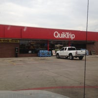 Photo taken at QuikTrip by Amy C. on 4/8/2012