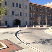 Photo taken at TTU - Rawls College of Business by Debbie L. on 4/5/2012