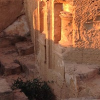 Photo taken at Tombs of the Kings by Svetlana P. on 8/21/2012