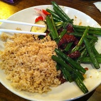 Photo taken at P.F. Chang's by Brian J. on 7/20/2012