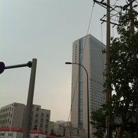 Photo taken at InterContinental Wuxi | 无锡君来洲际酒店 by Beterhans on 7/3/2012