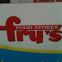 Photo taken at Fry's Food Store by Dreya on 8/21/2012
