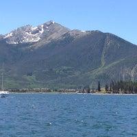 Photo taken at Dillon Reservoir by Krista P. on 6/10/2012