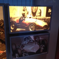Photo taken at Ferrari Store by Sergio C. on 3/6/2012