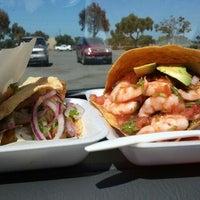Photo taken at Mariscos El Pescador by Jason O. on 6/30/2012
