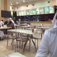 Photo taken at مطعم الفخار by Hashem A. on 3/5/2012