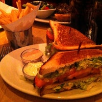 Photo taken at The Cheesecake Factory by Kristin N. on 3/11/2012