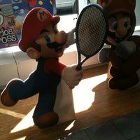 Photo taken at Nintendo NY by Derek B. on 6/16/2012