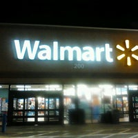 Photo taken at Walmart by Charles Gandy @ I. on 9/4/2012