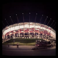 Photo taken at PGE Narodowy by Johann S. on 6/16/2012