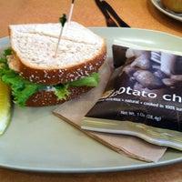 Photo taken at Panera Bread by Samantha K. on 7/30/2012
