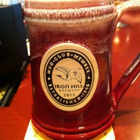 Photo taken at Iron Hill Brewery & Restaurant by Jeff H. on 3/17/2012