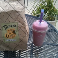Photo taken at Panera Bread by Molly C. on 6/8/2012