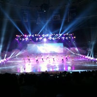Photo taken at Olympic Gymnastics Arena by Dongsung H. on 8/25/2012