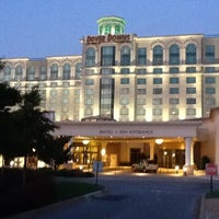 Photo taken at Dover Downs Hotel & Casino by Sean D. on 8/23/2012