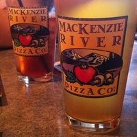Photo taken at MacKenzie River Pizza Co. by Robin M. on 7/20/2012