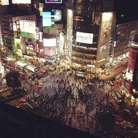 Photo taken at Shibuya Station by Josh R. on 3/30/2012
