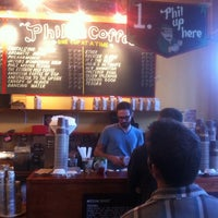 Photo taken at Philz Coffee by José R. on 6/28/2012