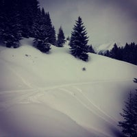 Photo taken at Skigebiet Schlossalm - Angertal / Ski amadé by Andreas O. on 2/13/2012