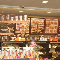 Photo taken at Dunkin' Donuts by Amber Nichole M. on 4/11/2012