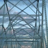 Photo taken at Castleton-on-Hudson Bridge by Allison V. on 7/1/2012